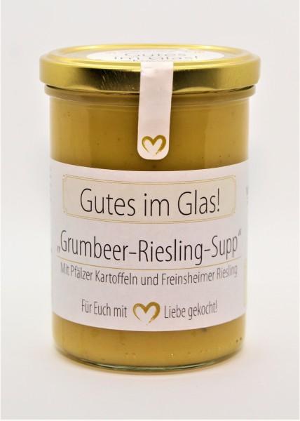 Grumbeer - Riesling Supp 370g