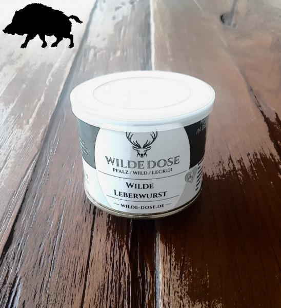 Pfälzer Wildschwein Leberwurst 200g