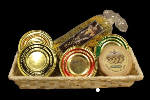 Pfälzer Schlemmerpaket