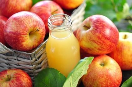 Frischer Apfelsaft 1l
