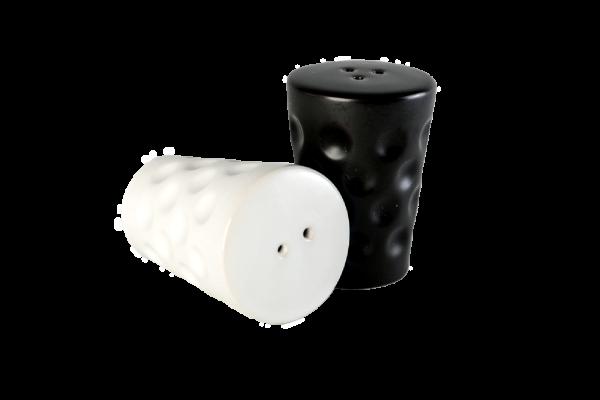 Dubbestreuer Black & White