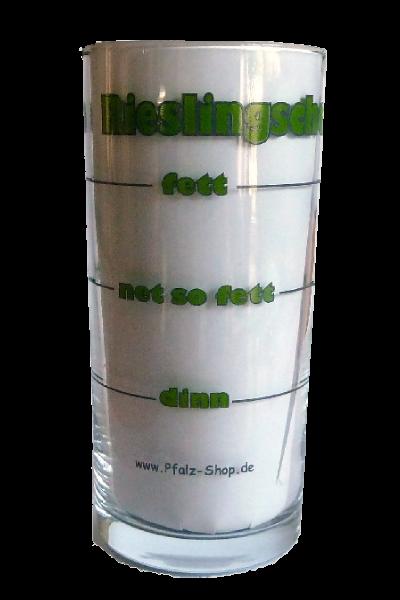 Schobbeglas Rieslingschorle 0,5l