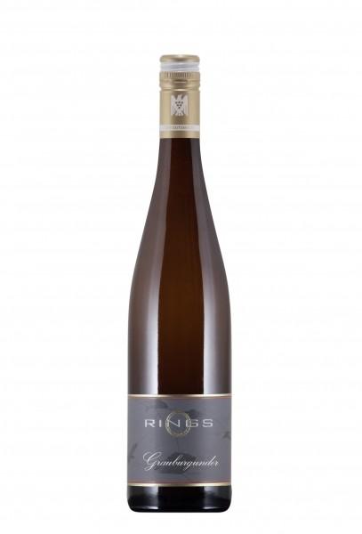 VDP Weingut - Rings - Grauer Burgunder - Kieselberg
