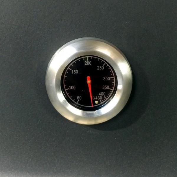 Ofenthermometer für Flammkuchenöfen mit Rosette