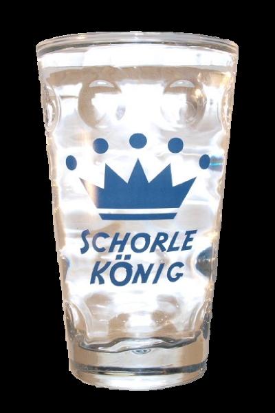 Dubbeglas Schorlequeen - Schorlekönig 0,5l