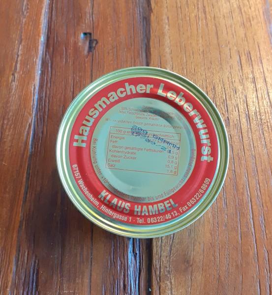 Pfälzer Leberwurst 200g