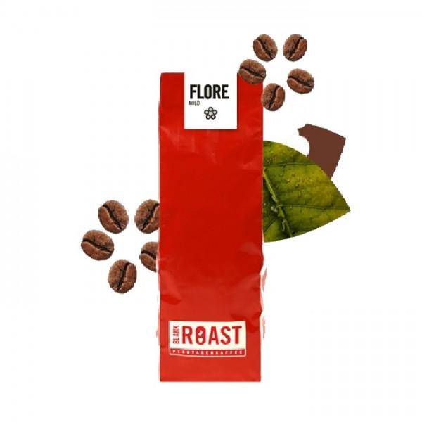 Rebholzröstung --- Kaffee Flore 250g