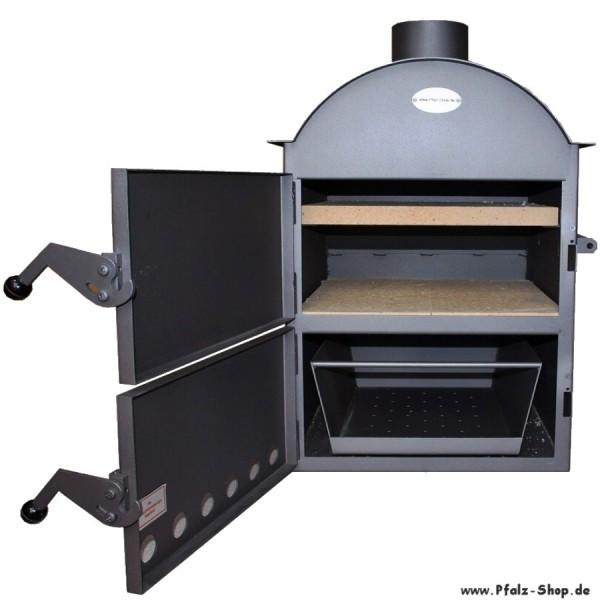 Flammkuchen/Pizza/Holzback-Ofen Palatina - rund