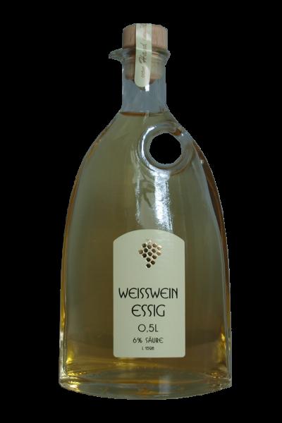 Pfälzer Bio Weißweinessig 500ml