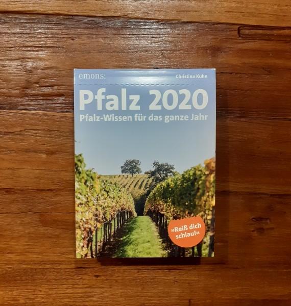 Pfalzkalender 2020 Abreißkalender