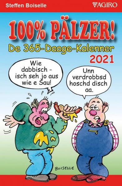 Pfalzkalender 2021 Abreißkalender 100% Pfälzer