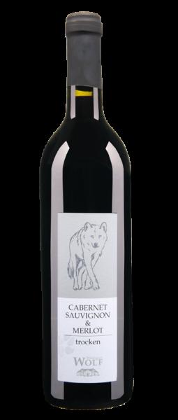 - Wolf - Cuvée Cabernet Sauvignon - Merlot trocken