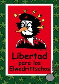 Postkarte Libertad