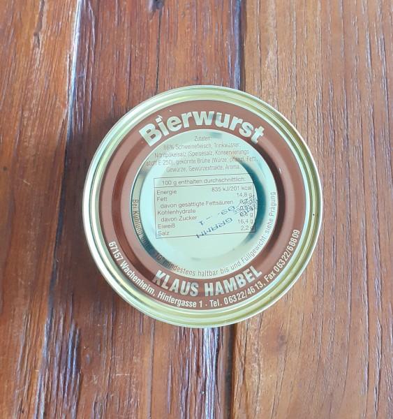 Bierwurst 200g