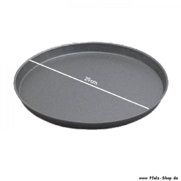 Pizzablech 20cm schwere Qualität